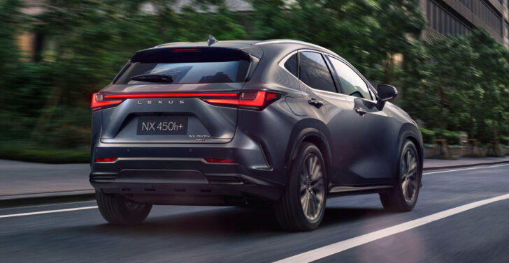 Lexus NX. Фото Lexus