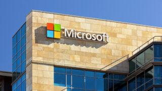 Microsoft. Фото Wolterke / Depositphotos.com
