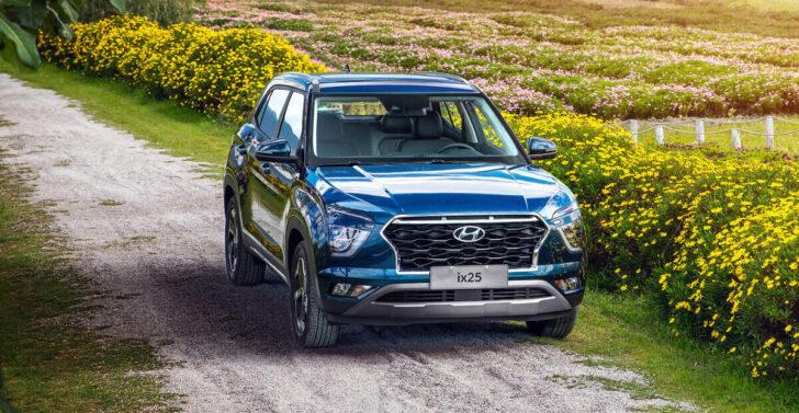Новая Hyundai Creta. Фото Hyundai