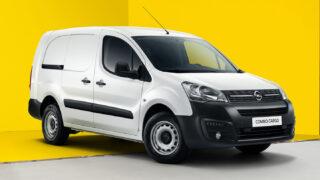 Opel Combo Cargo. Фото Opel