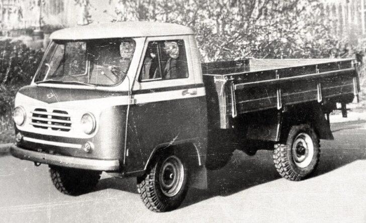 УАЗ-451Д. Фото пресс-служба УАЗа