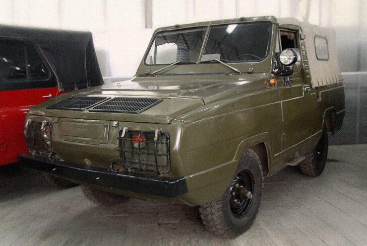 УАЗ «Ягуар». Фото УАЗ