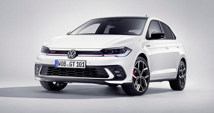 Volkswagen Polo GTI. Фото Volkswagen