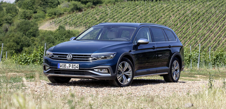 Volkswagen Passat Alltrack. Фото Volkswagen