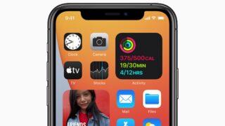 iPhone с iOS 14. Фото Apple