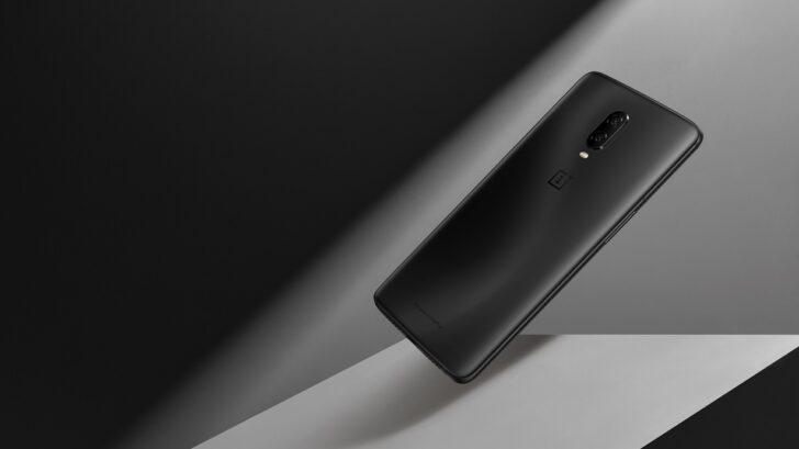 OnePlus 6T. Фото OnePlus