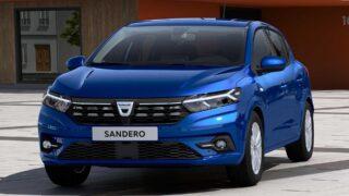 Dacia Sandero. Фото Dacia