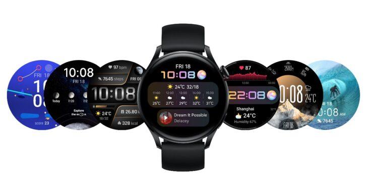 Умные часы Huawei Watch 3 Pro. Фото Huawei
