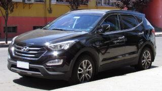 Hyundai Santa Fe. Фото order_242