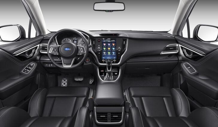 Интерьер Subaru Outback. Фото Subaru