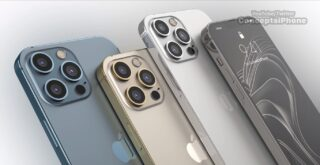 Концепт iPhone 13 Pro. Кадр из видео ConceptsiPhone / YouTube