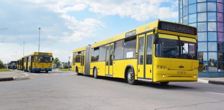 Корпоративные автобусы АвтоВАЗа. Фото АвтоВАЗ