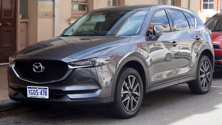 Mazda CX-5. Фото EurovisionNim