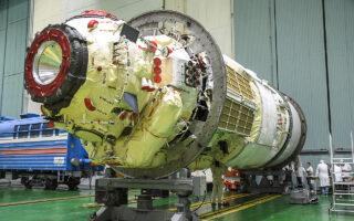 Модуль «Наука». Фото «Роскосмоса»