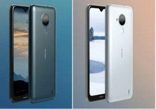 Рендер Nokia C30. Изображение Nokiapoweruser