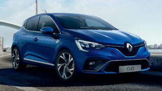 Renault Clio. Фото Renault