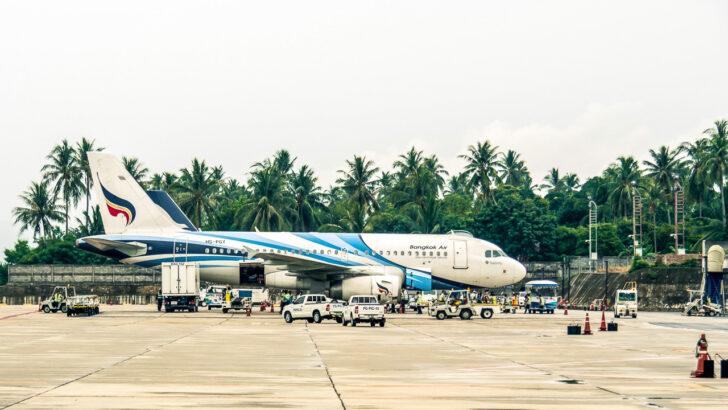 Аэропорт Самуи. Фото Goh Rhy Yan / Unsplash