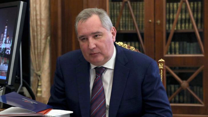 Гендиректор госкорпорации «Роскосмос» Дмитрий Рогозин. Фото kremlin.ru (CC BY 4.0)