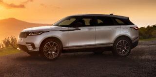 Range Rover Velar. Фото Jaguar Land Rover