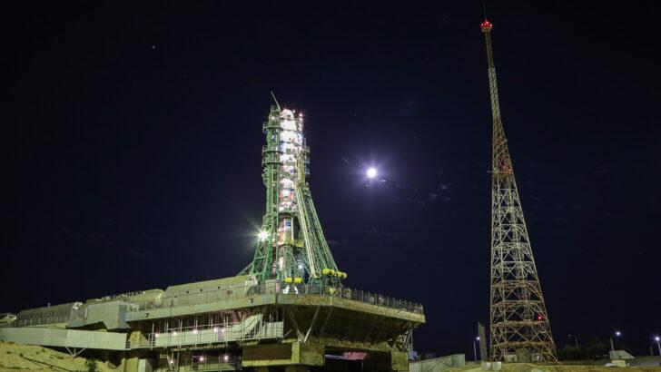 Ракета-носитель «Союз-2.1б». Фото «Роскосмоса»