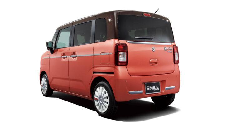 Suzuki Wagon R Smile. Фото Suzuki