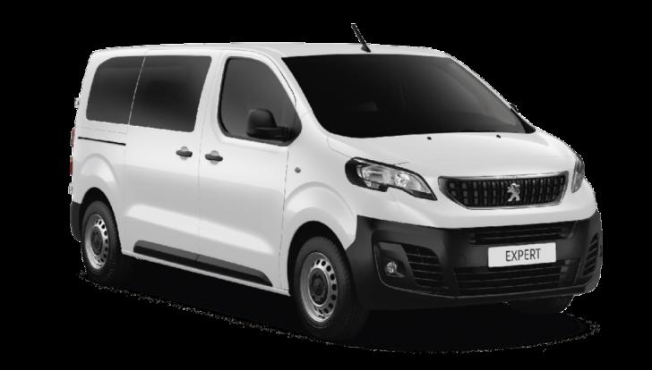 Peugeot Expert Business Coupe. Фото Peugeot