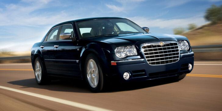 Chrysler 300. Фото Chrysler