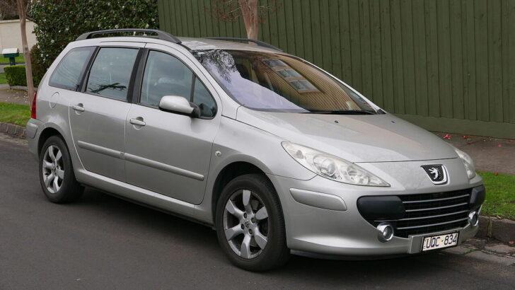 Peugeot 307. Фото OSX