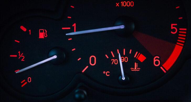 Заканчивающееся топливо. Фото Ivan Radic (CC BY 2.0)