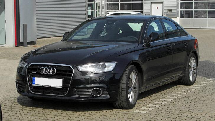 Audi A6. Фото M 93
