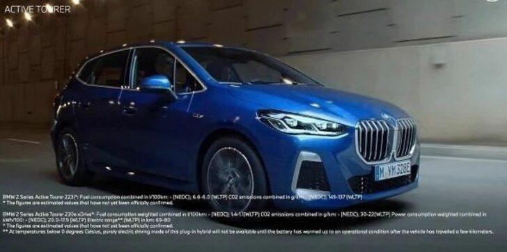 BMW 2-Series Active Tourer. Фото Cochespies