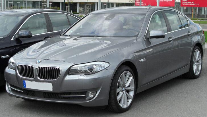 BMW 5-Series. Фото M93