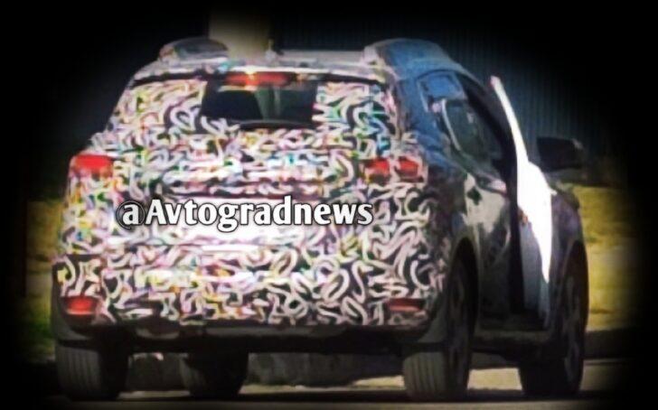 Прототип Renault Sandero Stepway-3. Фото Avtograd News