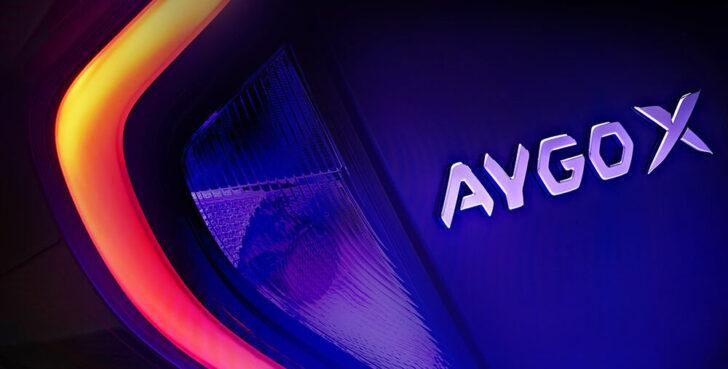 Toyota Aygo X Teaser. Фото Toyota